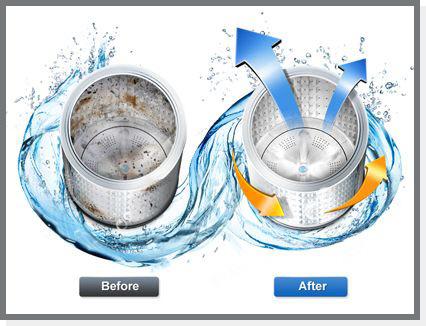 samsung washing machine self clean