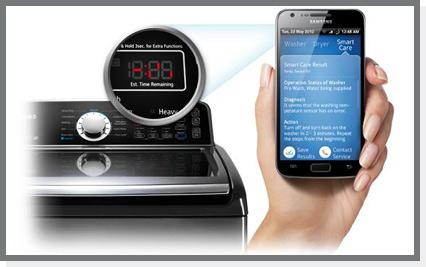 samsung home appliances smart innovative design. Black Bedroom Furniture Sets. Home Design Ideas