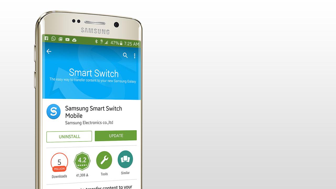 Samsung Smart Switch | Samsung