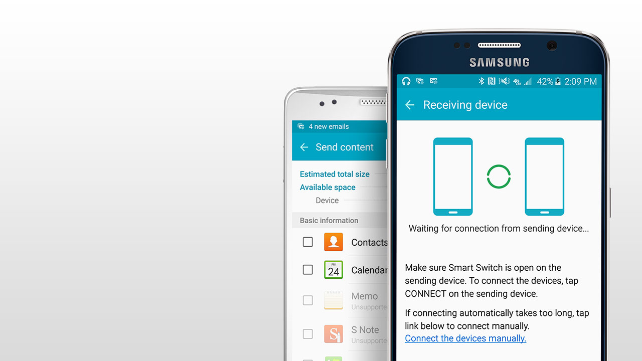 Samsung switch app store