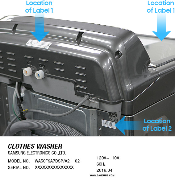 voluntary recall of certain top load washers