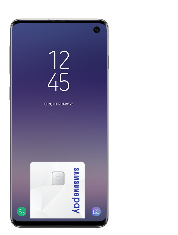 Samsung Pay | Mobile Apps | Samsung CA