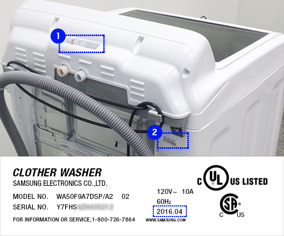 Samsung - Top Load Washer